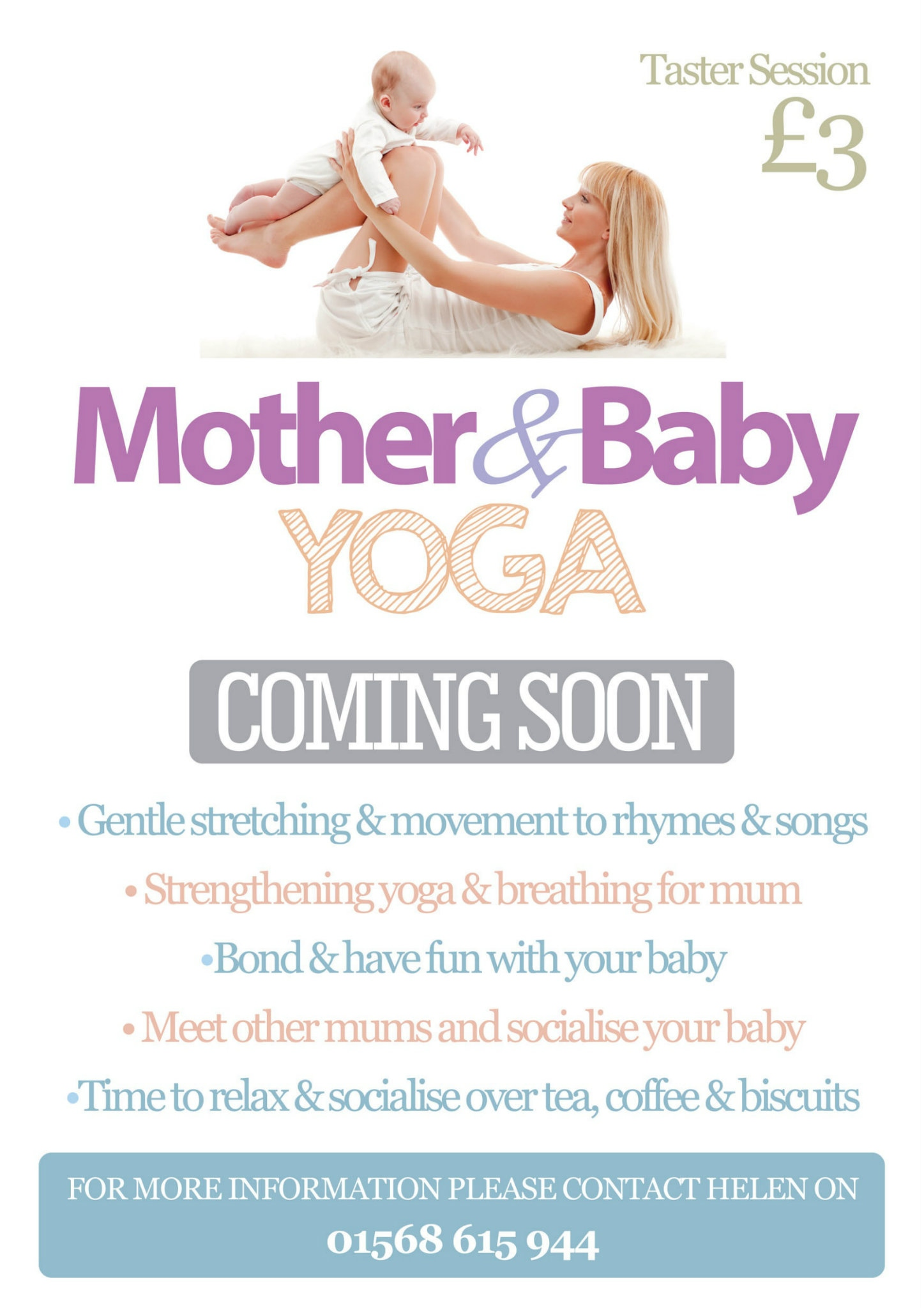 Baby yoga - Shropshire Hills Discovery Centre : Shropshire ...