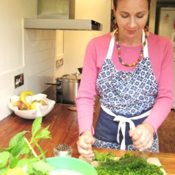 Packing a Punch with Cooking