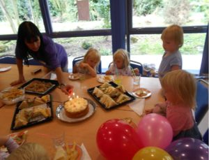 Shropshire Birthday Party