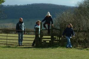 Exploring Shropshire Hills