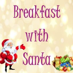 Breakfast with Santa – FULLY BOOKED