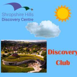 Discovery Club – Gruffalo Habitats
