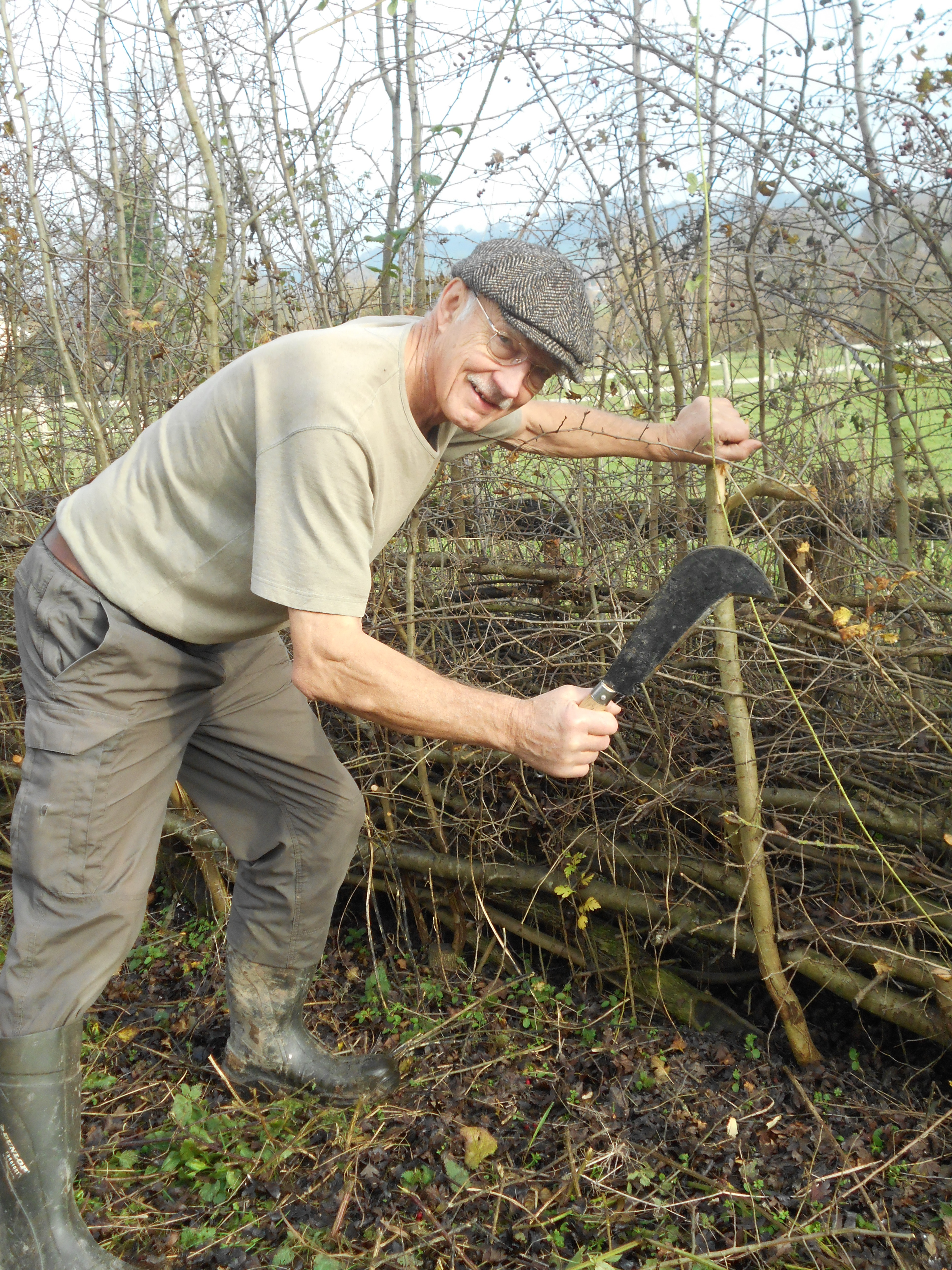 Hedge Laying Course – FULLY BOOKED