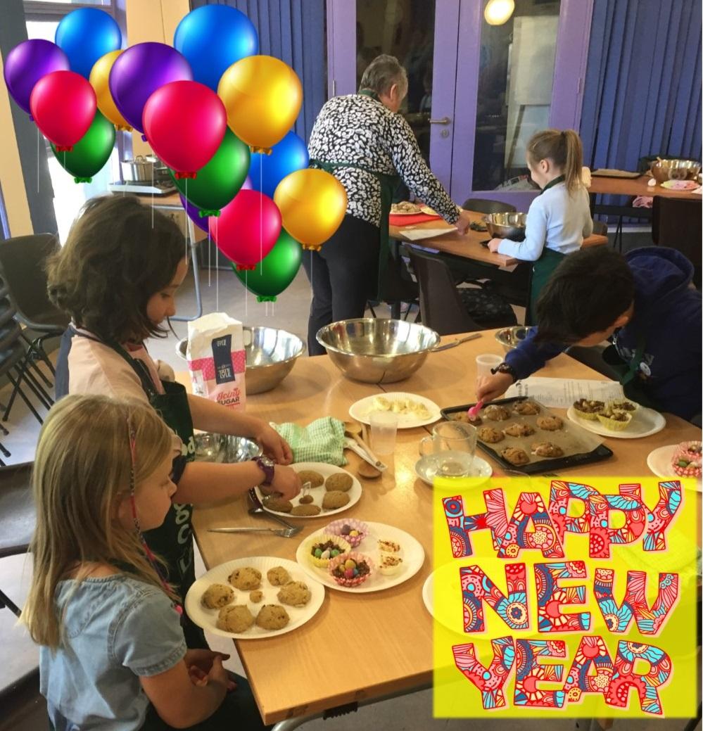 New Year Children's Celebration