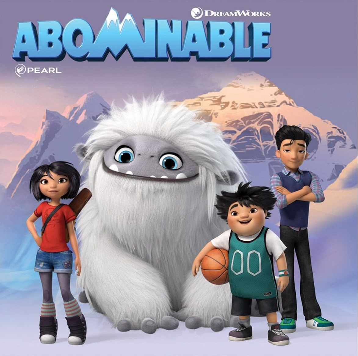 Abominable (U) – Fully booked