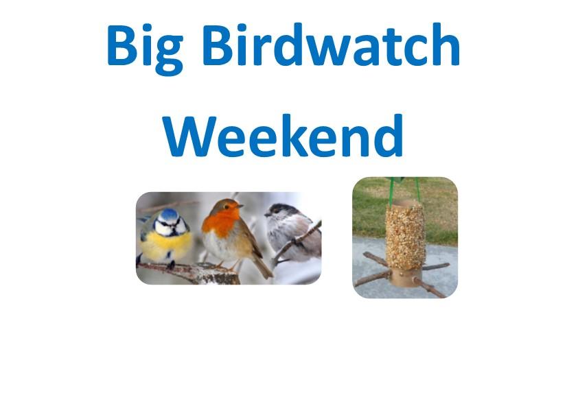 Big Birdwatch Weekend CANCELLED