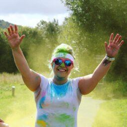Tusker's Colour Run